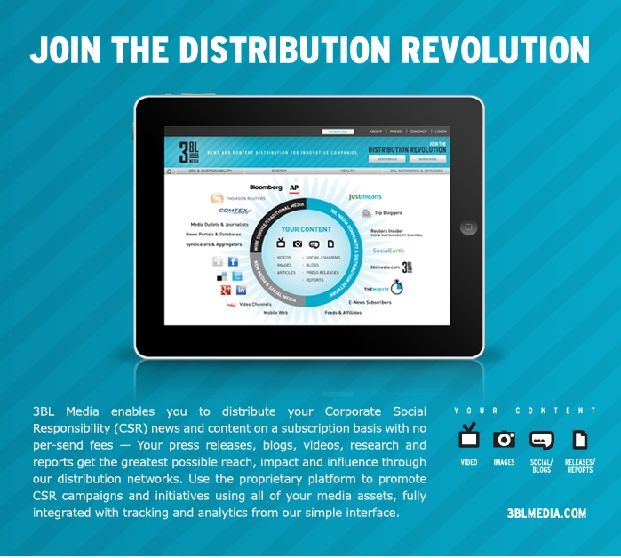 Join The Distribution Revolution