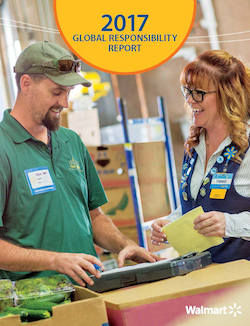 Walmart - Corporate Social Responsibility (CSR), Sustainability and
