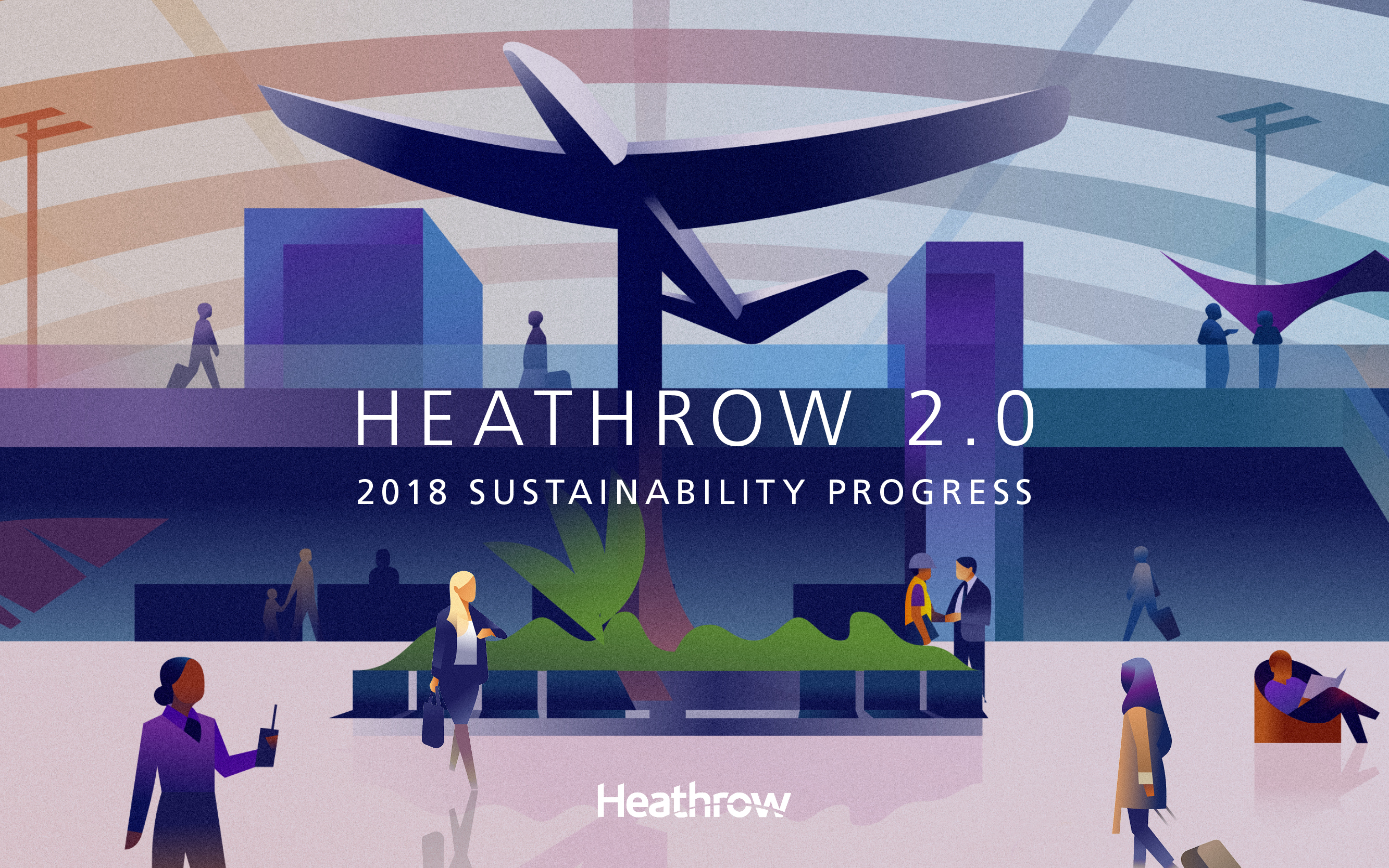 Heathrow 2 0: Inspiring a Sustainable Future for Air Travel