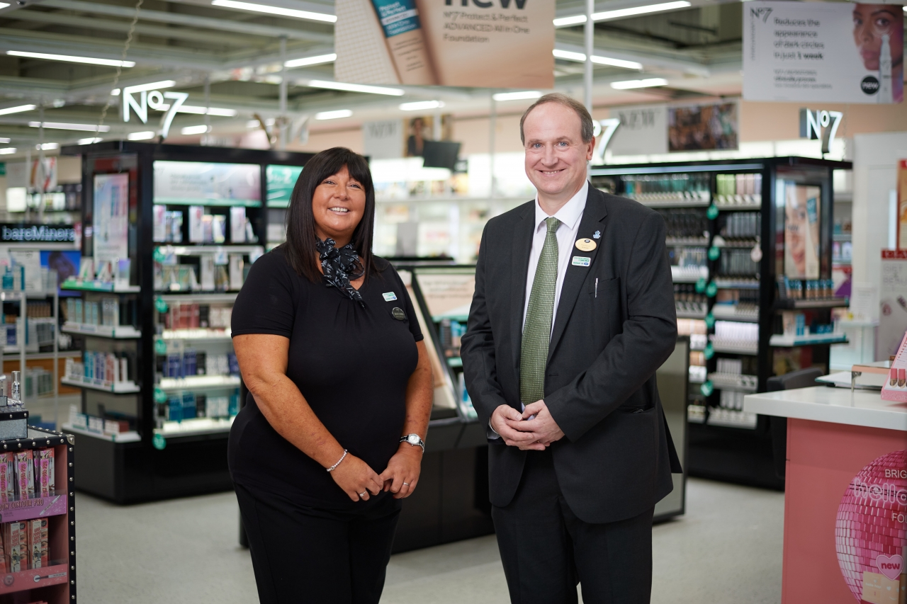 Boots And Macmillan Partnership Recognized As Most Admired