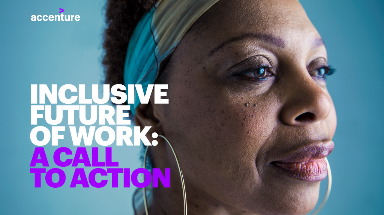 New Blueprint for An Inclusive Future of Work