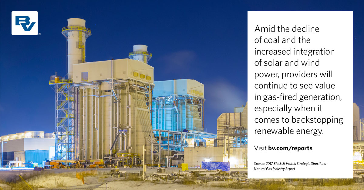 Balancing Modern Power: The Convergence of Natural Gas
