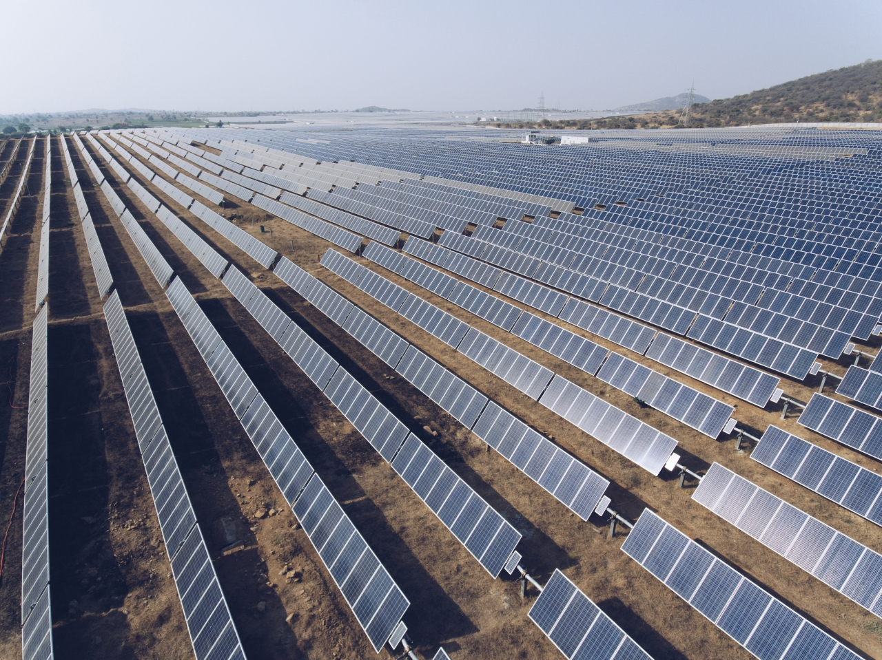 Clps Veltoor Plant In India Gains Worlds First Solar Project
