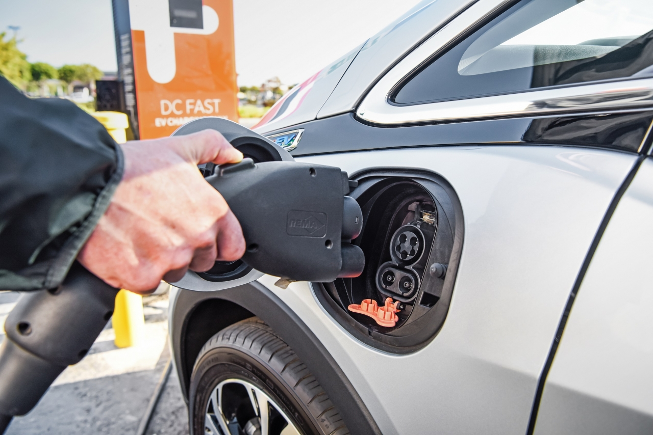 General Motors to Collaborate With EVgo, ChargePoint and
