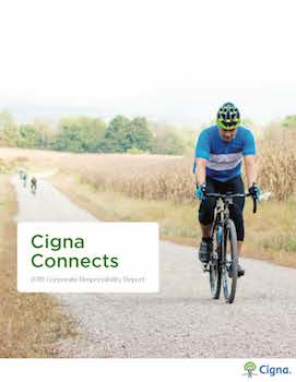 Cigna Demonstrates Commitment to Health of People,...