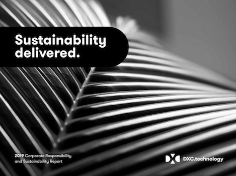 DXC Technology Announces New Global Environmental Targets in 2019 Corporate Responsibility and Sustainability Report