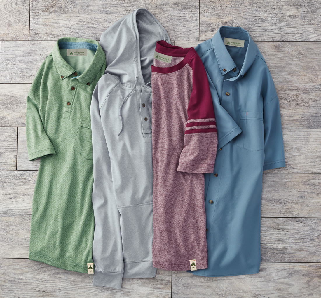 Aramark Launches New Eco-Conscious Apparel Line Made...