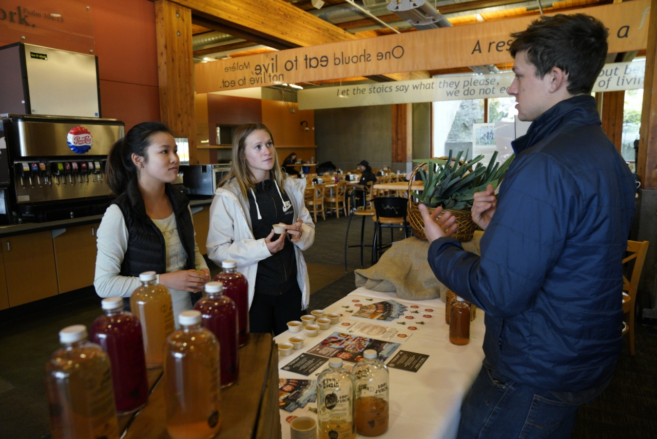 Farm To Table Event Spotlights Local SeattleArea Farmers BL Media - Seattle farm to table