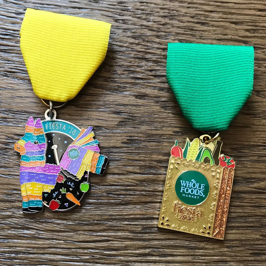Whole Foods Market Commissions Official Fiesta Medals