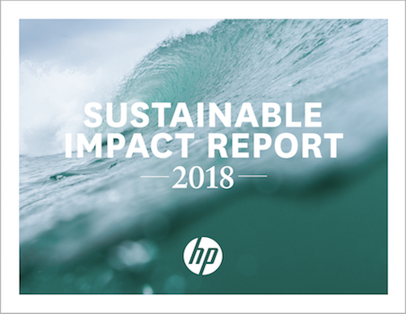 HP Sets Industry-leading Recycled Content Target, Drives Progress to Create Lasting Sustainable Impact