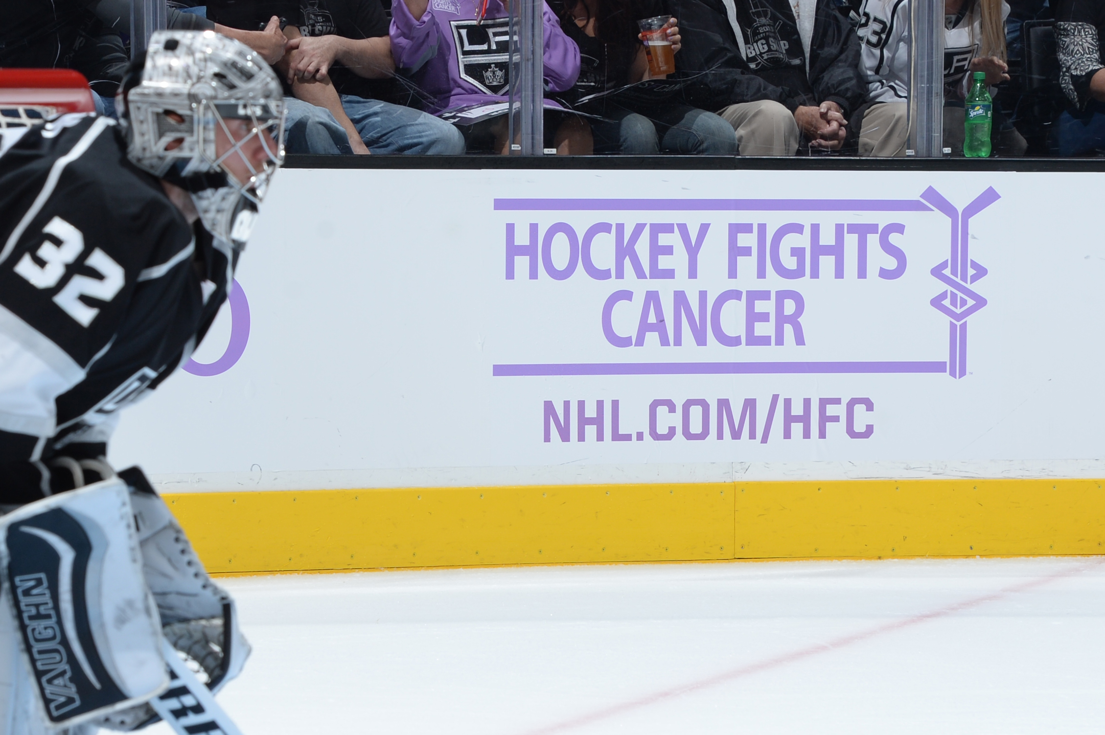 1c50ce1ba AEGs LA Kings to host annual Hockey Fights Cancer™ Night at STAPLES Center  on Oct ...