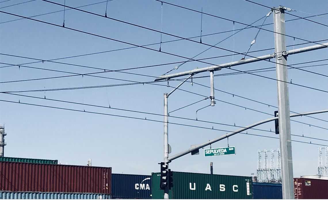First Electric Highway in U.S. Unveiled Near Ports of L.A. and Long ...