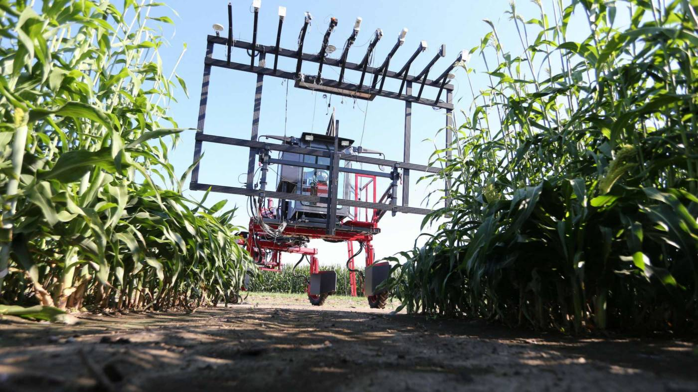 Intelligent IoT Powers Purdue's Digital Agriculture