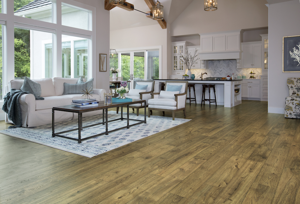 Pergo Becomes Tree For Us Partner As It Launches Wood Like Timbercraft Laminate Flooring