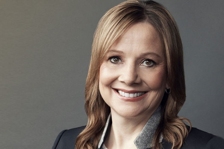 Gm S Mary Barra On Sustainable Business Amp Moving Humanity