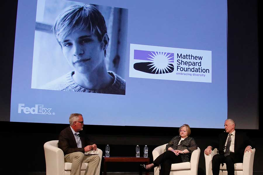 hate crimes matthew shepard From hate crimes to human rights: a tribute to matthew shepard [mary e swigonski, robin mama, kelly ward, attn:matthew shepard] on amazoncom free shipping on qualifying offers fight for the human rights of lgbt individuals with strategies from this powerful bookfrom the intimate horror of domestic violence.