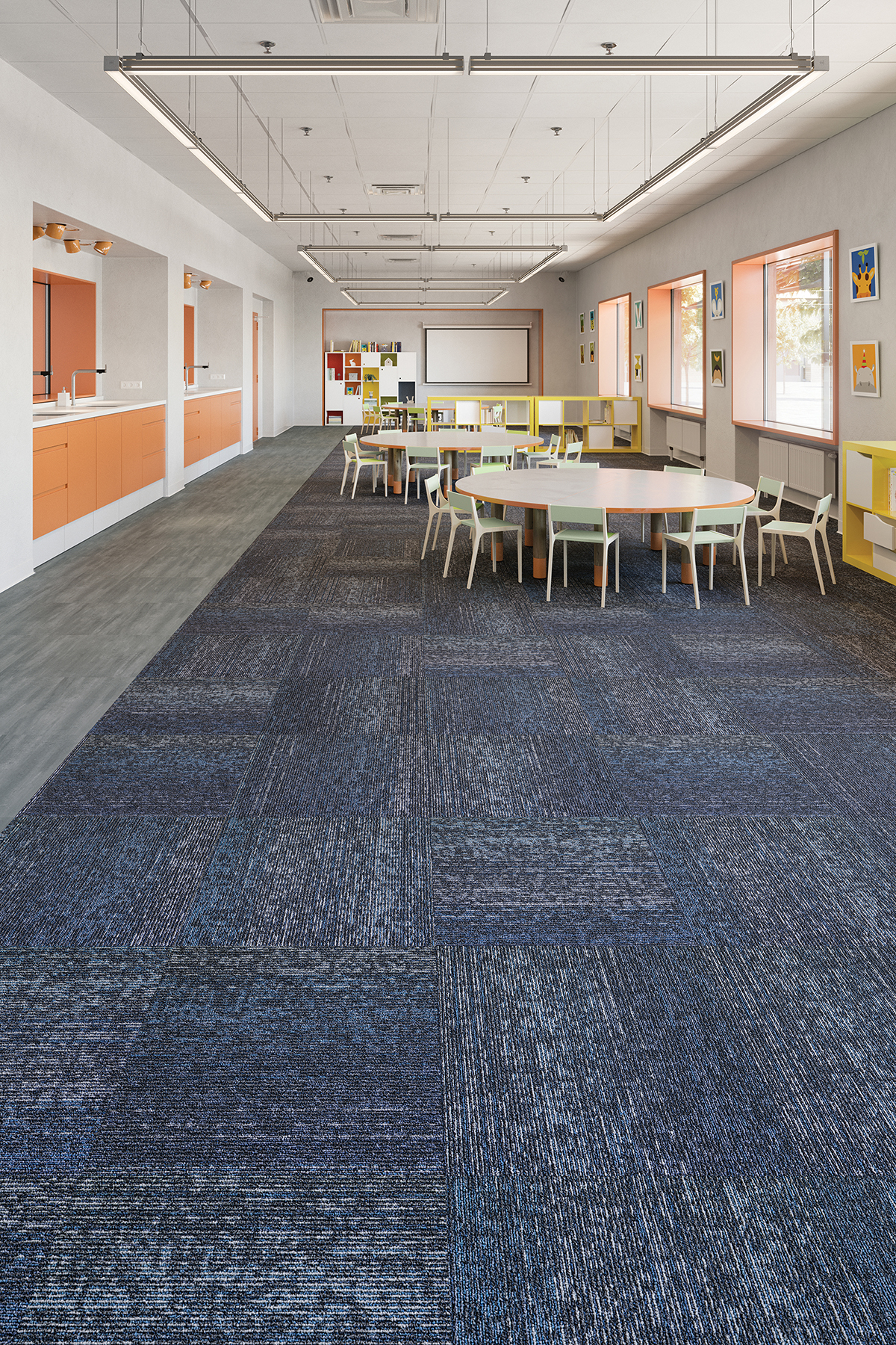 Image of: Learn Live Carpet Nature Inspired Design Meets