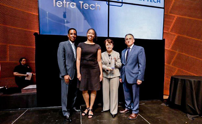 Tetra Tech Wins SBA Los Angeles District's 2018 Dwight