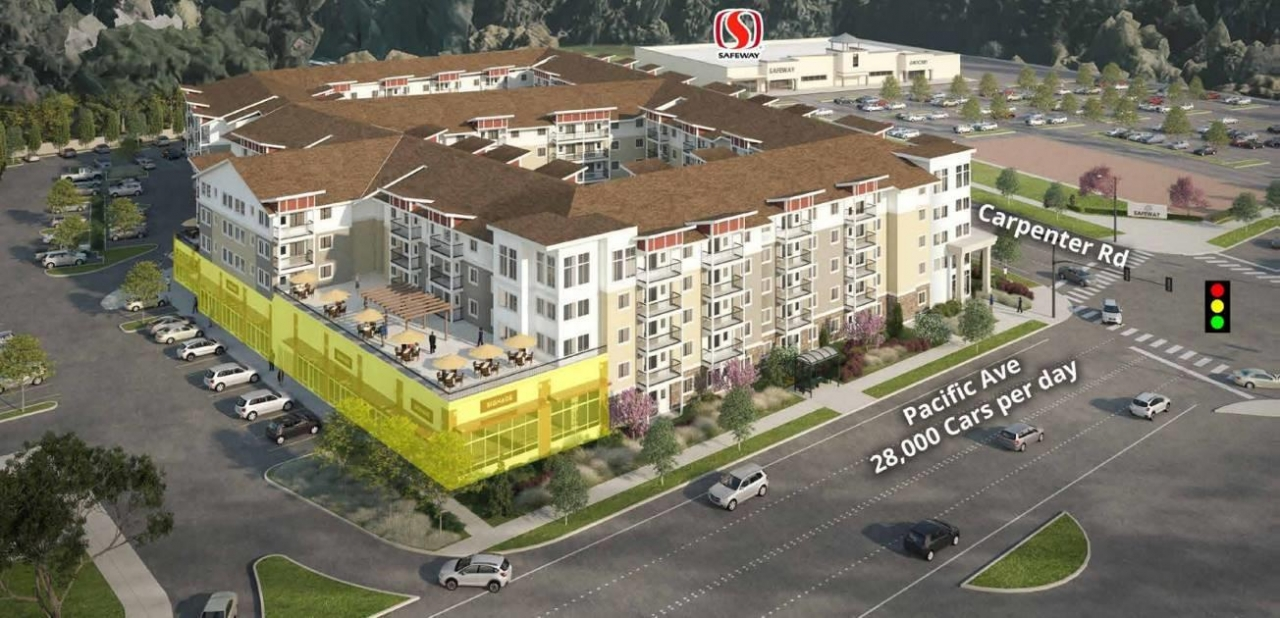 KeyBank Provides 70 Million In Combined Financing For 241 Units Of Affordable Seniors Housing Lacey WA