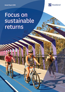 Stockland Releases Flagship Integrated Annual Report