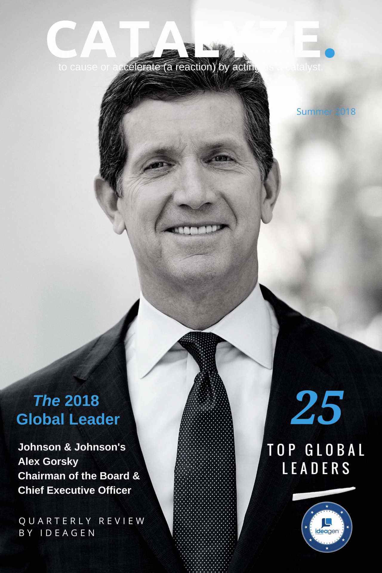 Ideagen Annual Global Leadership 2030 Summit 2018