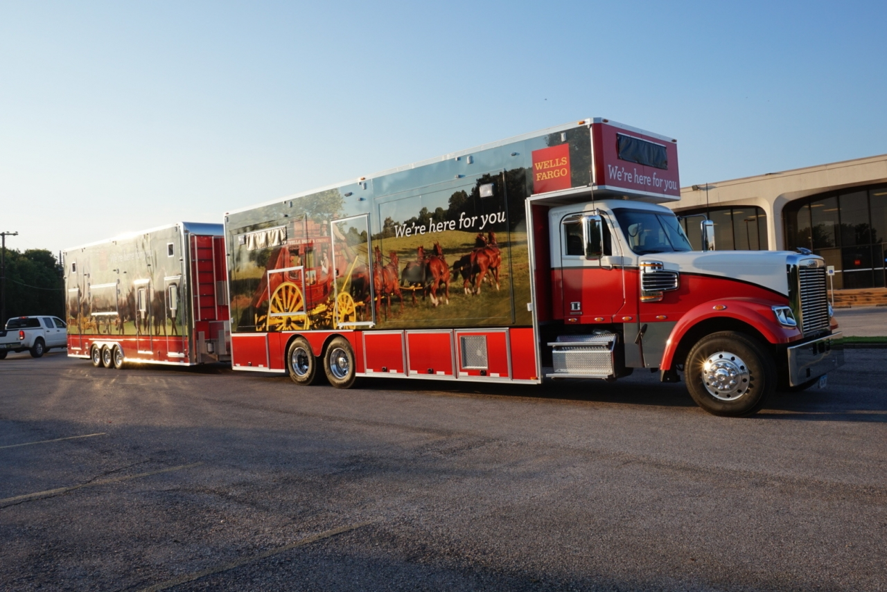Wells Fargo Deploys Mobile Response Unit to Panhandle to