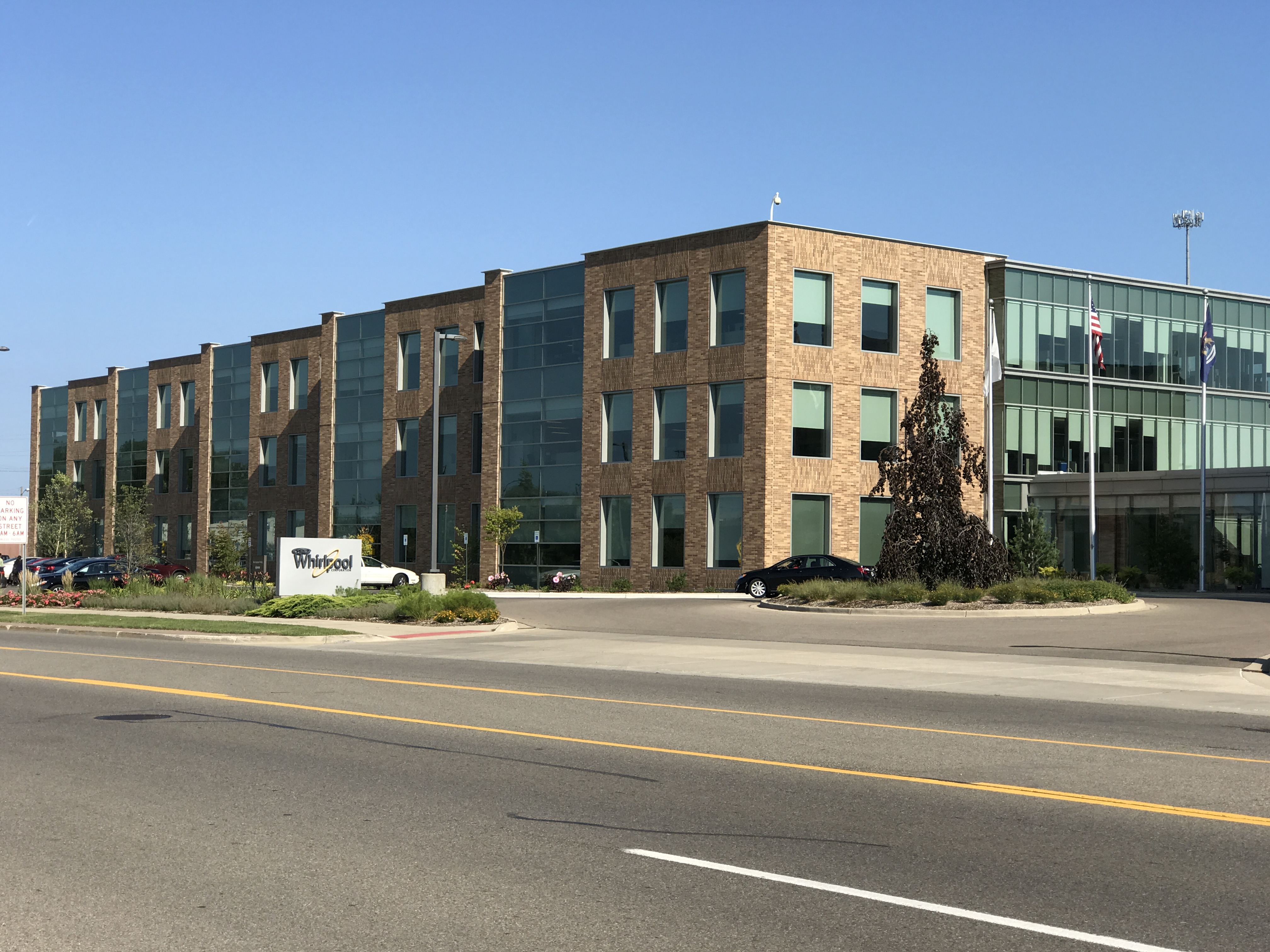 Whirlpool Corporation Awarded Gold Silver Leed Green Building