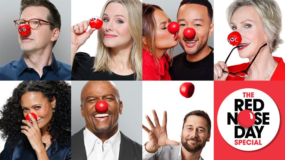 Red Nose Day Returns to NBC May 23