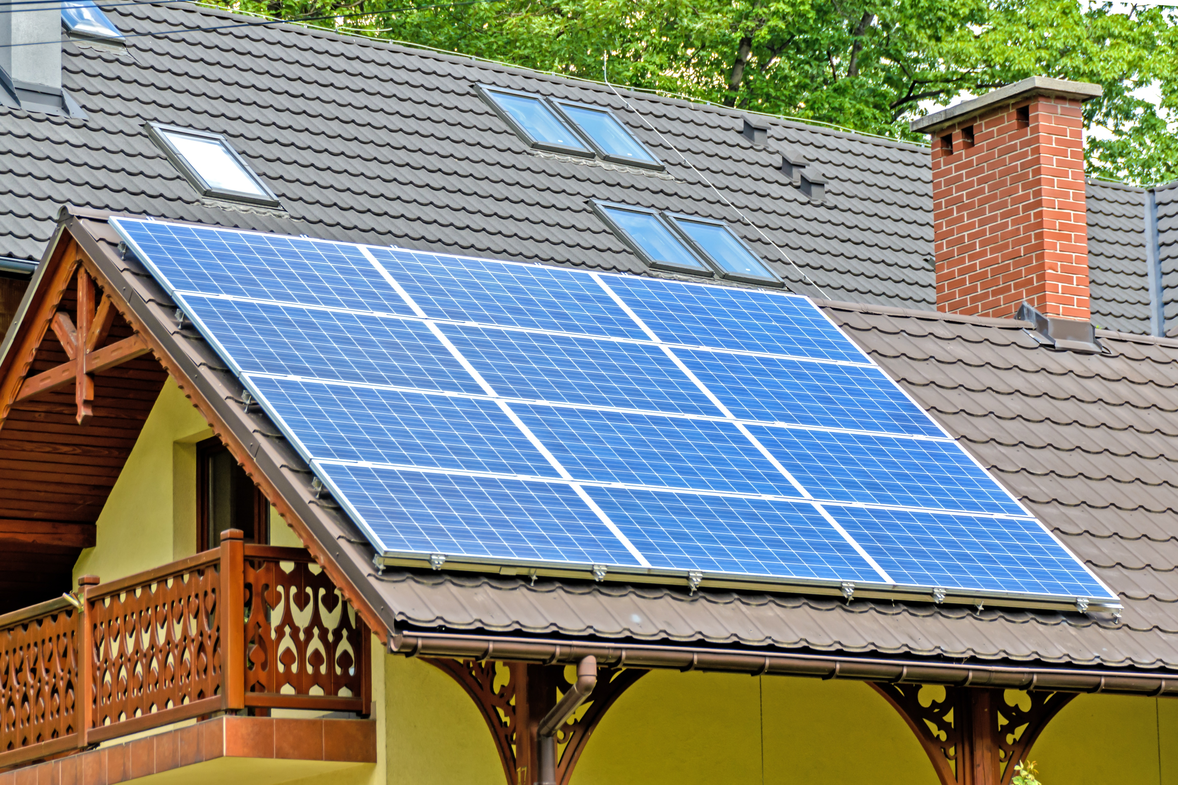 Can Install Solar Panels