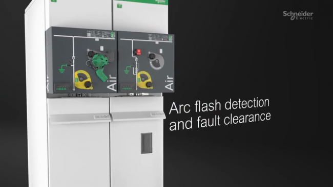 Introducing SM AirSeT Technology by Schneider Electric