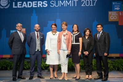 UN Global Compact 2017 SDG Pioneers | 3BL Media