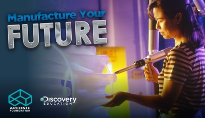 Discovery Education and Arconic Foundation Celebrate