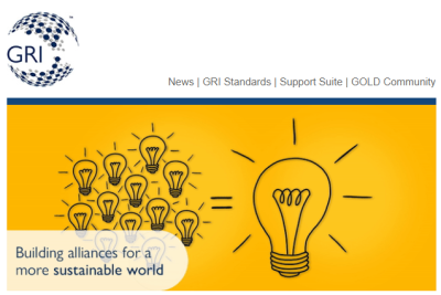 gri november newsletter building alliances for a more sustainable