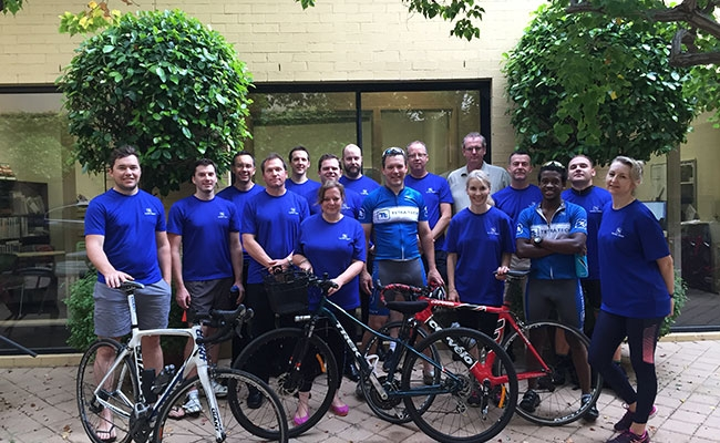 Tetra Tech Employees Rack up the Kilometers in Biggest ...