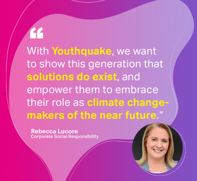 quote from Rebecca Lucore