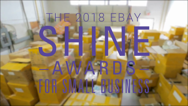 Applications Now Open For Ebay S 2018 Shine Awards