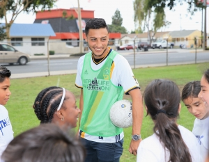 LA Galaxy Foundation Teams Up with Playworks to Support