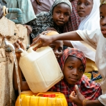 Xylem Watermark and Mercy Corps secure safe water in Nigeria
