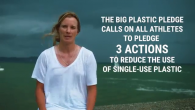 Olympic Champion Hannah Mills Launches #BigPlasticPledge