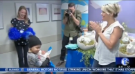 My Special Aflac Duck® Soars into Children's Hospital of Philadelphia During Childhood Cancer Awareness Month
