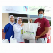 Herbalife Nutrition Distributors Support Medical Professionals, Communities in Need