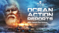 "Earthxtv and Sea Shepherd Announce ""Africa Success Stories"" on Exclusive Worldwide Monthly Online Series, Ocean Action Reports, Hosted by Captain Paul Watson"