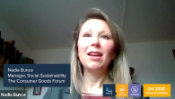 CGF Social Sustainability Newsletter - Q4 2020