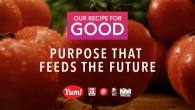 Yum! Brands Annual Global Citizenship & Sustainability Report Showcases Company's Commitment to Socially Responsible Growth; Highlights Progress Around Priority Areas of People, Food, Planet