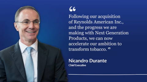 British American Tobacco Underlines Commitment to Transforming Tobacco in Latest Group Reports