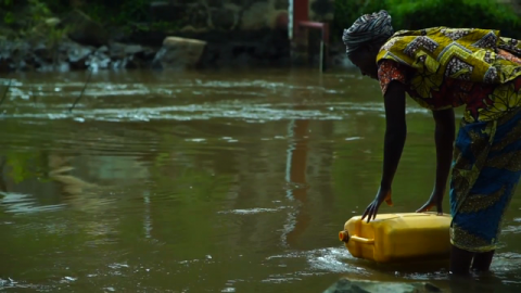 Caterpillar Foundation's Value of Water Campaign Video: Will DIG for Water