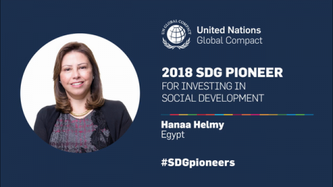 United Nations Global Compact Recognizes Ten Business Leaders for Championing the Sustainable Development Goals