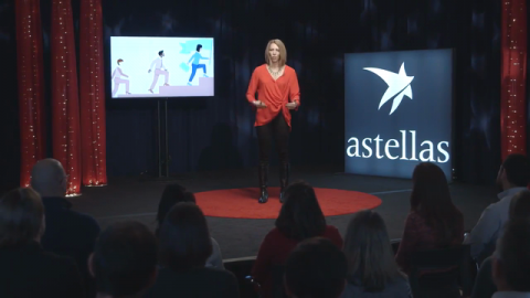 You Don't Have to Wait to Be Successful: How Astellas Supported my Professional Growth as a Working Mother