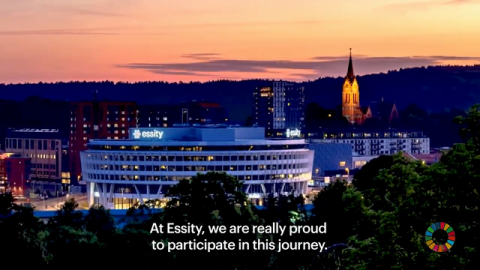 Video: Essity's Approach to the UN Sustainable Development Goals