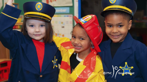 PNC Matching Donations to Pre-K Classrooms